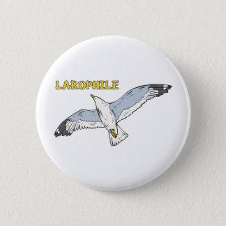 Larophile Runder Button 5,1 Cm