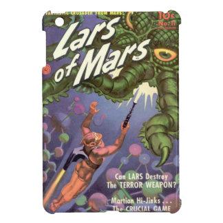 Lars der Mars und des Wanze-mit Augen iPad Mini Hülle