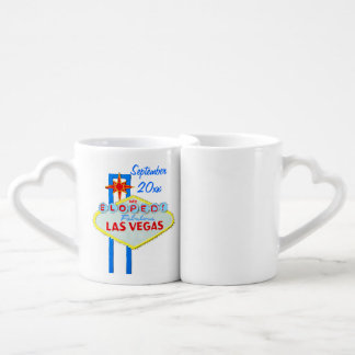 Las Vegas Elope Partnertassen