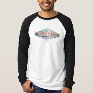 Las Vegas-Produkteinführungs-lange Hülse T T-Shirt