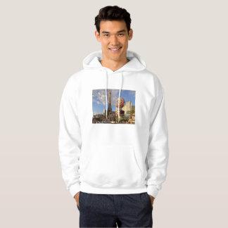 Las Vegas-T-Shirt Männer und Frauen Hoodie
