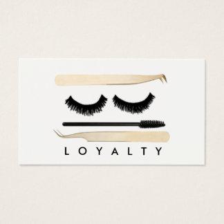LASHLIFE Loyalitäts-Karte Visitenkarte