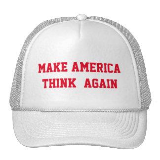 LASSEN SIE AMERIKA WIEDER DENKEN CAP