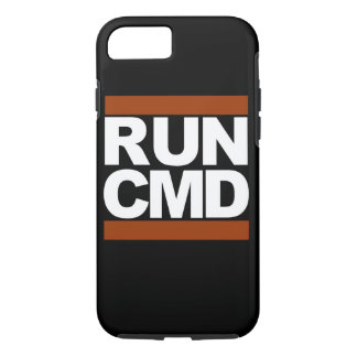 Lassen Sie CMD laufen iPhone 8/7 Hülle