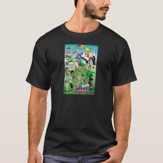 Lassen Sie DC ab T-Shirt