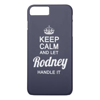 Lassen Sie den Rodney es behandeln! iPhone 7 Plus Hülle