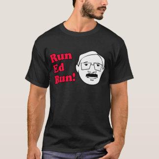 Lassen Sie Ed-Lauf laufen T-Shirt