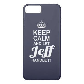 Lassen Sie Jeff es behandeln! iPhone 8 Plus/7 Plus Hülle