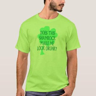 Lassen Sie mich betrunkenes T-Shirt schauen