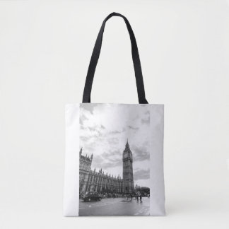 Lässige Ansicht von Big Ben Tasche
