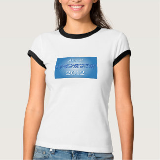 Lässiger Optimismus 2012 Shirts