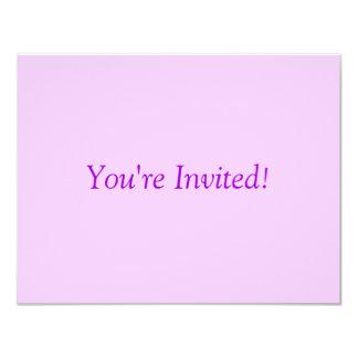 Lässiges Brautparty 10,8 X 14 Cm Einladungskarte