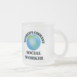 L'assistant social le plus frais du monde tasses à café