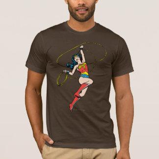 Lasso de femme de merveille de la vérité t-shirt