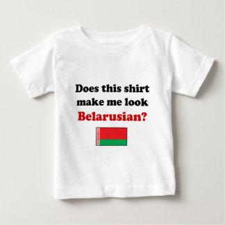 Lässt dieses Shirt mich belarussisch schauen?