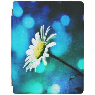 Lasurstein-Malachit-Gänseblümchen iPad Abdeckung iPad Smart Cover