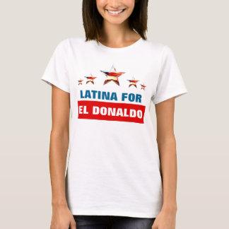 Latina für EL Donaldo T-Shirt