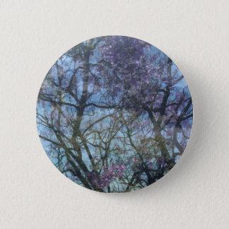 Laube in der Blüte, 2 ¼ Zoll-runder Knopf Runder Button 5,7 Cm