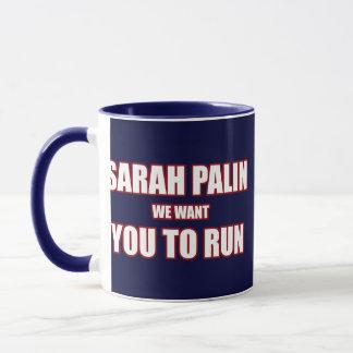 Lauf 2012 Sarahs Palin Tasse