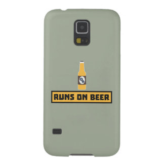 Läufe auf Bier Zmk10 Samsung S5 Hülle