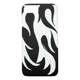 Laufen der Flammen iPhone 8/7 Hülle