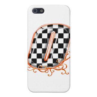 Laufen der Orange der Nr. 0 iPhone 5 Etui