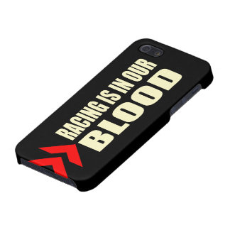 Laufen des Bluts Hülle Fürs iPhone 5