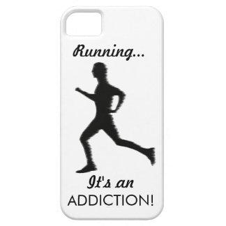 Laufen - es ist eine SUCHT! iphone5 iPhone 5 Hülle