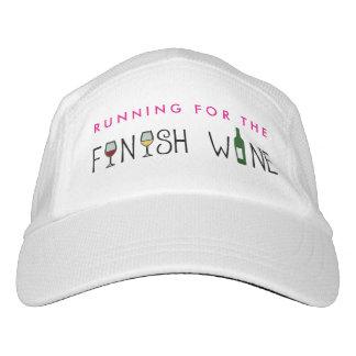 Laufen für den Endwein Headsweats Kappe