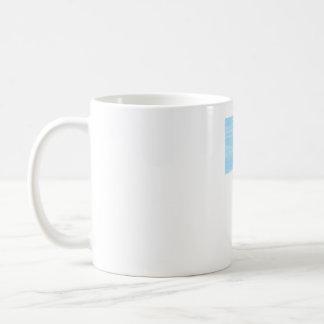 Laufen in den Wind Kaffeetasse