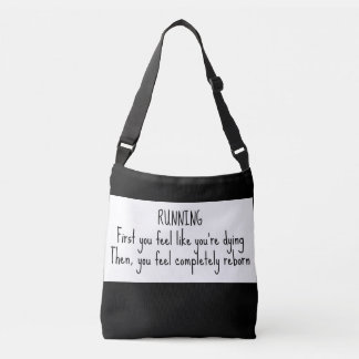 Laufen lassen-Erstes fühlen sich Sie wie Sie Tragetaschen Mit Langen Trägern