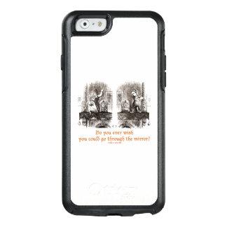 Laufen Sie überhaupt Wunsch Spiegel durch? OtterBox iPhone 6/6s Hülle