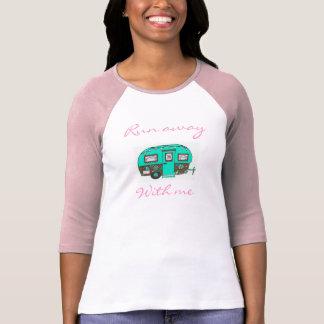 Laufen Sie weg mit mir T-Shirt