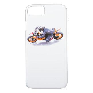 Laufen von Motorrad iPhone Kasten iPhone 8/7 Hülle
