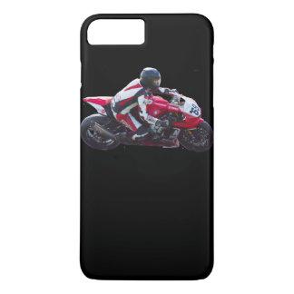 Laufen von Motorrad iPhone Kasten iPhone 8 Plus/7 Plus Hülle