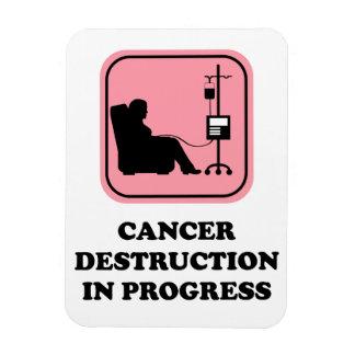 Laufender Magnet der Krebs-Zerstörung