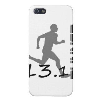 Läufer-Zonen-Halbmarathongeschenke und -kleid iPhone 5 Cover