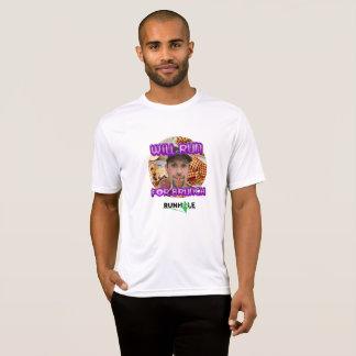 Läuft für Brunch T-Shirt