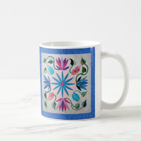 Launische Steppdecke Kaffeetasse