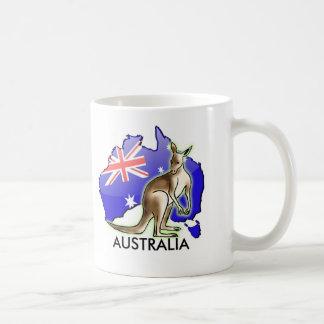 L'AUSTRALIE MUG BLANC