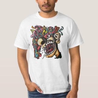 Laute chaotische Geräusche T-Shirt