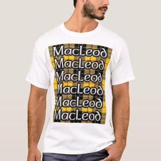 Lauter MacLeod ClanScottishTartan T-Shirt