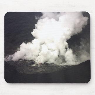Lava trifft Ozean Mauspad