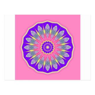 Lavendel-Gewürz Postkarten