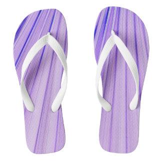 Lavendel-Liebe Badesandalen