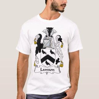 Lawson-Familienwappen T-Shirt