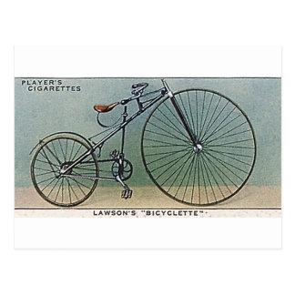 Lawsons Postkarte