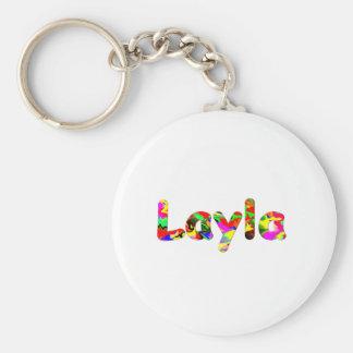 Layla Schlüsselkette Schlüsselanhänger