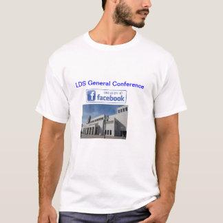 LDS allgemeine Konferenz-Shirt T-Shirt