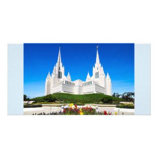 LDS San Diego Tempel horizontal Karte